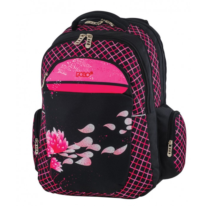 52a1c70846 POLO ΣΑΚΙΔΙΑ - ΤΡΟΛΛΕΫ   ΚΑΣΕΤΙΝΕΣ   Σχολική τσάντα πλάτης Polo ...